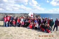 Змінами клімату переймається молодь Червоного Хреста